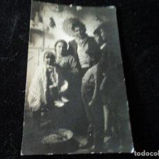 Postales: POSTAL FOTOGRAFICA, BONES FESTES, MONTSERRAT MANENT 1963. Lote 289210443