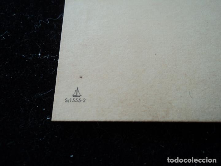 Postales: Díptico ilustrado Navidad pesebre - ed. velero, S/1555-2 - 12 x 12 cm - Foto 2 - 289562573