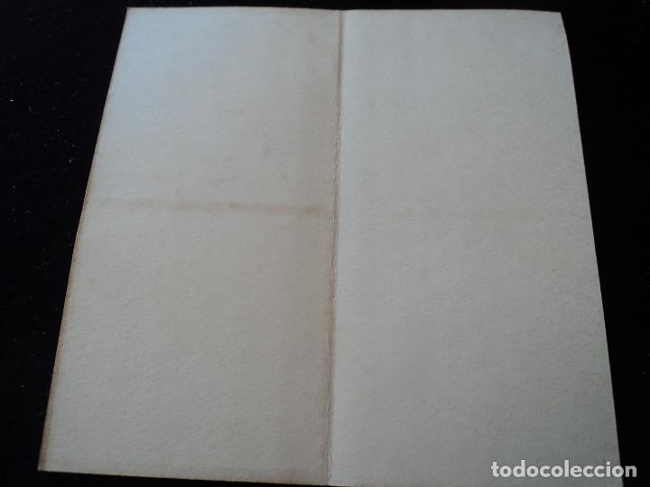 Postales: Díptico ilustrado Navidad niños orando - ed. velero, S/1555-3 - 12 x 12 cm - Foto 3 - 289562743
