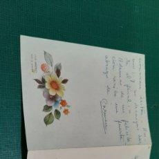 Postales: 1980 MADRID FELICITACIÓN 1123 WAVERLEY SCOTLAND. Lote 289580538