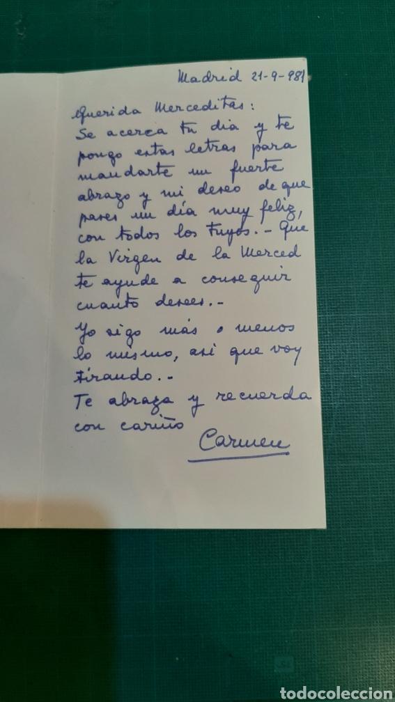 Postales: FELICITACIÓN 1332 JARRÓN FLIRES LEGRIX ARTIS MUTIS MADRID VER MIS LOTES POSTALES - Foto 2 - 289580703
