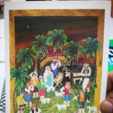 Postales: FELICITACIÓN NAVIDEÑA UNICEF 1996 ESCRITA. Lote 293899868