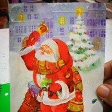 Postales: FELICITACIÓN NAVIDEÑA EDICRONO SERIE 7975/2 ESCRITA 1997. Lote 293936708