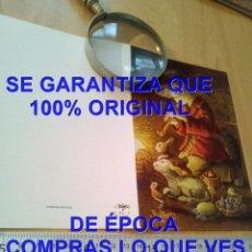 Postales: JUAN FERRANDIZ FELICITACION NAVIDAD U53. Lote 293959528