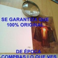 Postales: JUAN FERRANDIZ FELICITACION NAVIDAD U53. Lote 293959758