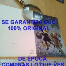 Postales: JUAN FERRANDIZ FELICITACION NAVIDAD U53. Lote 293959878