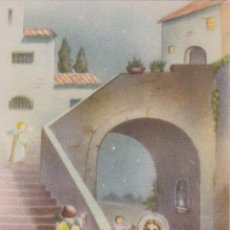 Postales: ILUSTRADOR: DESCONOCIDO, MOTIVO NAVIDEÑO - EDITA DAVID Nº37 - S/C. Lote 295858723