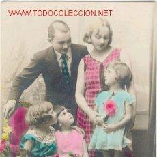 Postales: POSTAL FAMILIAR. Lote 27499657