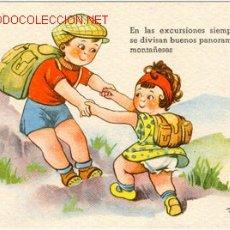Postales: POSTAL DE NIÑOS. Lote 26869497