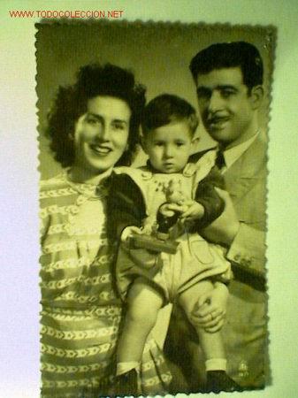 POSTAL ANTIGUA FECHADA POR ATRÁS 1953. CID 1604 (Postales - Postales Temáticas - Niños)