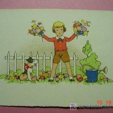 Postales: 826 NIÑOS NIÑO CHILDREN ENFANT BAMBINO NENO PRECIOSA AÑOS 1900 C&C. Lote 3391091