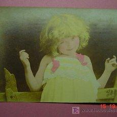 Postales: 827 NIÑOS NIÑO CHILDREN ENFANT BAMBINO NENO PRECIOSA AÑOS 1900 C&C. Lote 3391106
