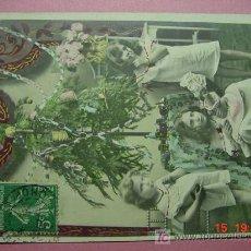 Postales: 840 NIÑOS NIÑO CHILDREN ENFANT BAMBINO NENO PRECIOSA AÑOS 1900 C&C. Lote 3391356