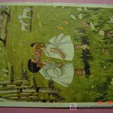 Postales: 841 NIÑOS NIÑO CHILDREN ENFANT BAMBINO NENO PRECIOSA AÑOS 1900 C&C. Lote 3391370