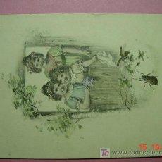 Postales: 846 NIÑOS NIÑO CHILDREN ENFANT BAMBINO NENO PRECIOSA AÑOS 1900 C&C. Lote 3391417