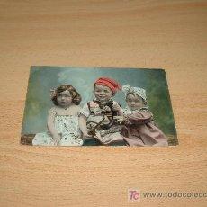 Postales: POSTAL NIÑOS,PRINTED IN GERMANY. Lote 11559398