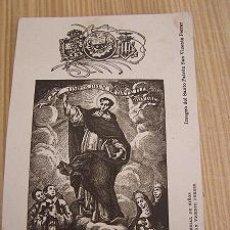 Postales: COLEGIO IMPERIAL DE HUÉRFANOS DE SAN VICENTE FERRER-LIBRITO DE 22 POSTALES DE: - VALENCIA- SIN FECHA. Lote 16693146