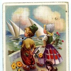 Postales: POSTAL ESCRITA FECHA 1959. Lote 27510704