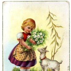 Postales: POSTAL ESCRITA FECHA 1950. Lote 27579704