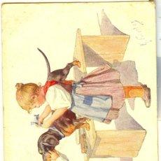 Postales: TARJETA POSTAL INFANTIL. B.K.W.I. Nº 946. Lote 10909039