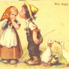 Postales: TARJETA POSTAL INFANTIL.. Lote 10909189