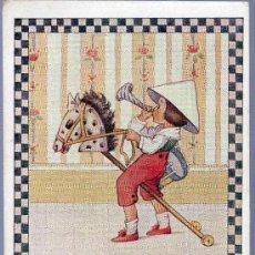 Cartes Postales: TARJETA POSTAL INFANTIL. . Lote 12182342