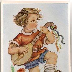 Postales: POSTAL / TILLY BAUMGARTEN HINDL. MUNCHEN 14 X 10 CM.. Lote 12933064