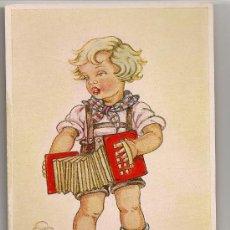 Postales: POSTAL / TILLY BAUMGARTEN HINDL. MUNCHEN 14 X 10 CM.. Lote 12933126