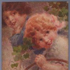 Postales: TARJETA POSTAL ANTIGUA INFANTIL. . Lote 12776285