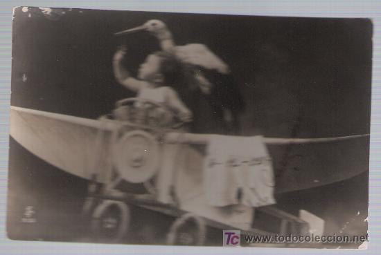 POSTA. FECHADO EN SEVILLA EN 1914. (Postales - Postales Temáticas - Niños)