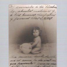 Postales: POSTAL ALEMANA. ANTERIOR A 1906.. Lote 18712707