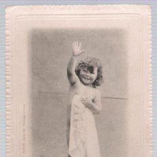 Postales: POSTAL INGLESA. ANTERIOR A 1906.. Lote 18720925