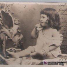 Postales: POSTAL INGLESA. FRANQUEADO Y FECHADO EN LIVERPOOL EN 1903. DESTINO SEVILLA.. Lote 18721415