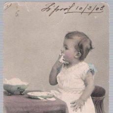 Postales: POSTAL FRANCESA. FECHADO EN LIVERPOOL EN 1903.. Lote 18729836