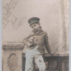 Postales: POSTAL FRANCESA. ANTERIOR A 1906.. Lote 18737751