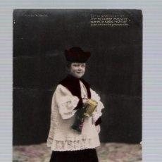 Postales: POSTAL ESPAÑOLA. FECHADA EN MADRID EN 1909.. Lote 18797202