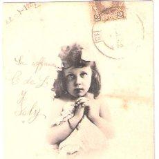 Postales: TARJETA POSTAL INFANTIL. J. N. B. 17.. Lote 26350820