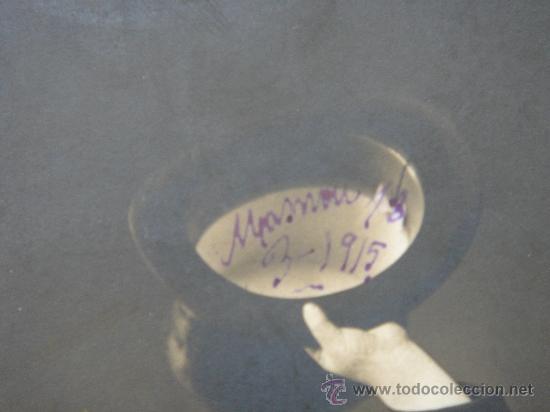 Postales: DETALLE DE LA FECHA EN EL SOMBRERO - Foto 3 - 26418916
