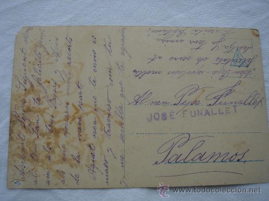 Postales: DORSO DE LA POSTAL - Foto 4 - 26418916