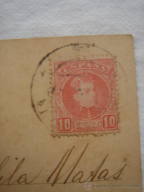 Postales: DETALLE DEL SELLO - Foto 8 - 26421280