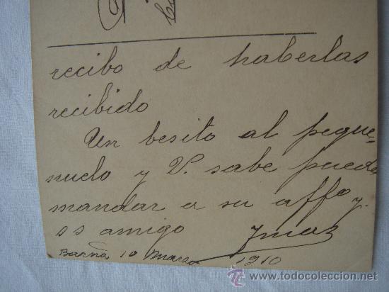 Postales: PARTE IZQUIERDA DEL TEXTO - Foto 3 - 26421421