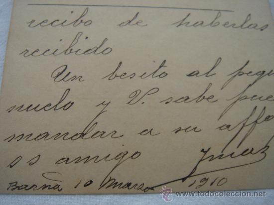 Postales: DETALLE DE LA FECHA - Foto 4 - 26421421