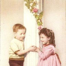 Postales: POSTAL INFANTIL AÑOS 50. Lote 26791531