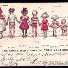 Postales: TARJETA POSTAL INFANTIL. G.KRESS, 1905. Lote 28518005