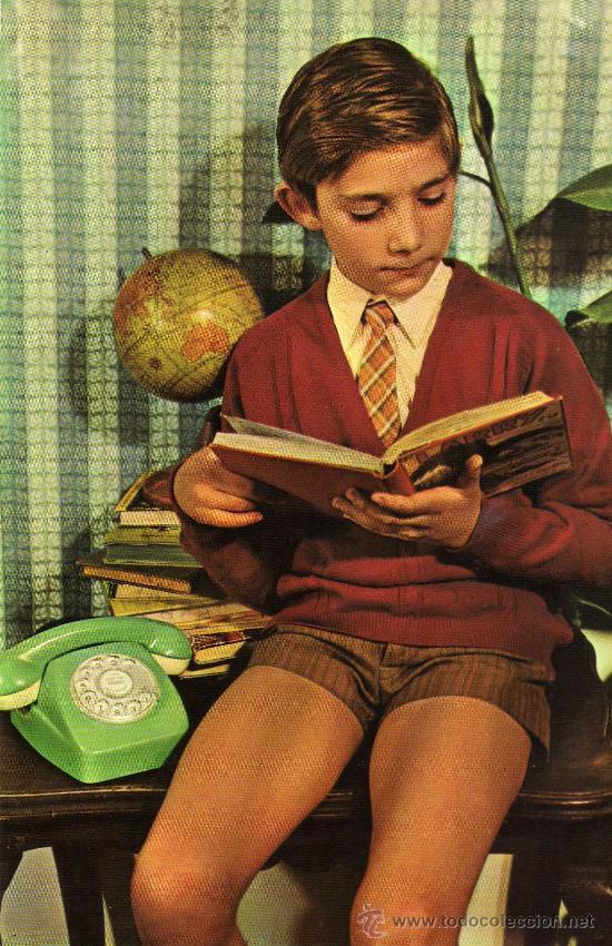 POSTAL NIÑOS ESCRITA CIRCULADA SELLO 7749-A EDICIONES CYZ (Postales - Postales Temáticas - Niños)