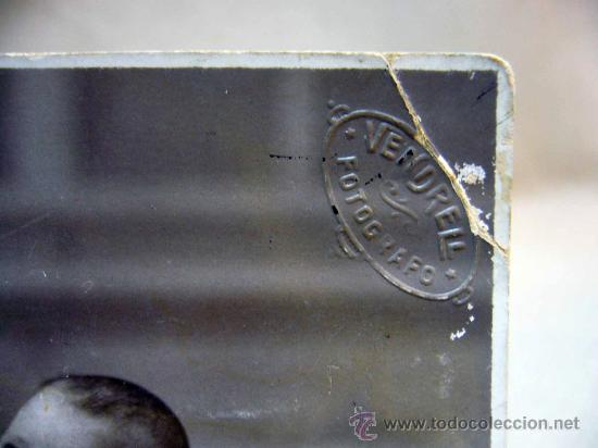 Postales: FOTO, TARJETA POSTAL, RETRATO DE BEBE, FOTO VENDRELL - Foto 3 - 28942421