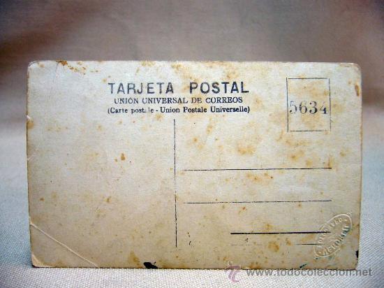 Postales: FOTO, TARJETA POSTAL, RETRATO DE BEBE, FOTO VENDRELL - Foto 2 - 28942421