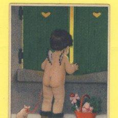 Postales: POSTAL MEISSER &BUVH LEIPZI ILUSTRACION DE F.B GIJON 28-03-1922-P-1356. Lote 28988133