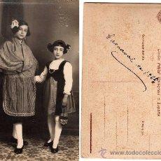 Postales: POSTAL FOTOGRÁFICA CARTÓN DURO; P.CATALÀ FOT. VALLS (TARRAGONA), 1922. Lote 30953896