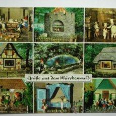 Postales: 423 PRECIOSA POSTAL CUENTO PARA NIÑOS NIÑO - AÑOS 1950 MAS EN MI TIENDA. Lote 31914635